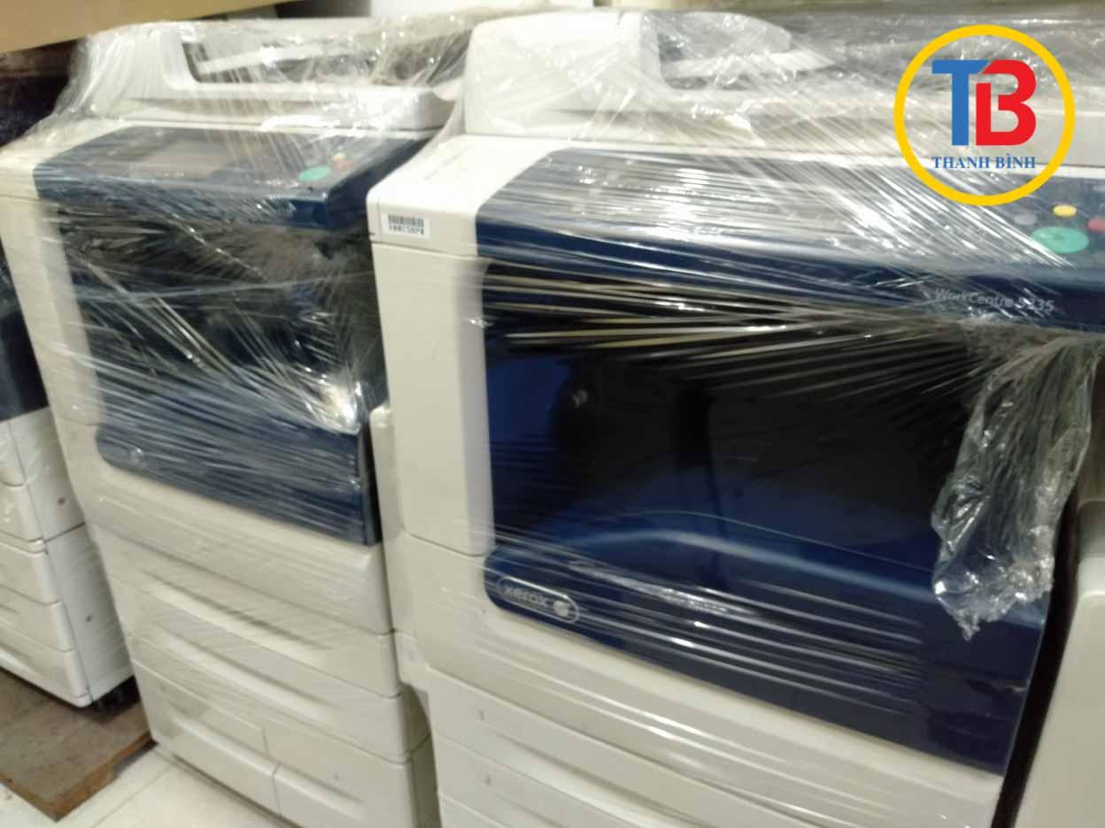 Cho thuê máy photocopy tại Hà Nam