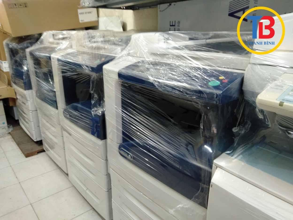 Báo giá cho thuê máy photocopy giá rẻ, uy tín 2020