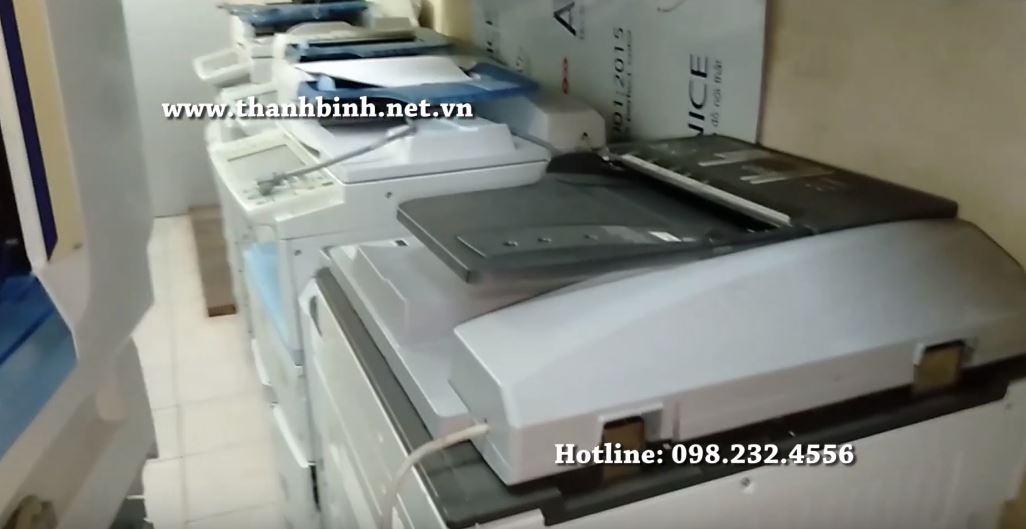 Top 4 máy photocopy giá rẻ được tìm kiếm nhiều nhất hiện nay