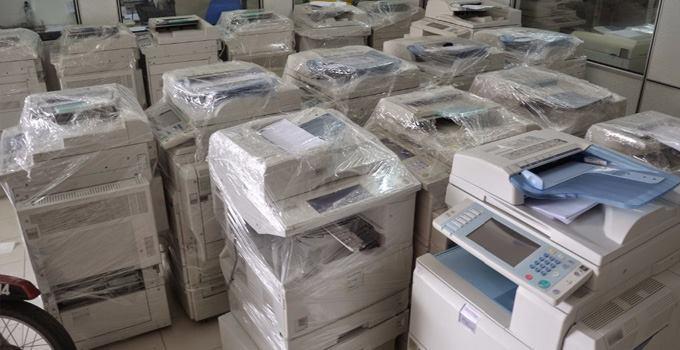 Báo giá cho thuê máy photocopy