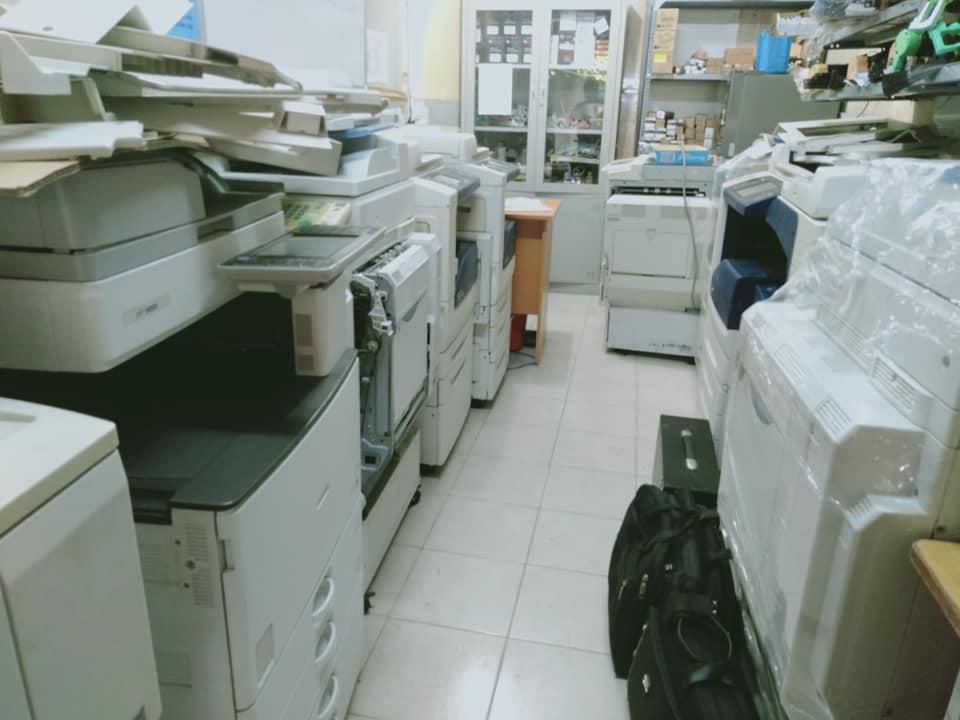 Cho thuê máy photocopy giá rẻ tại Hà Nội