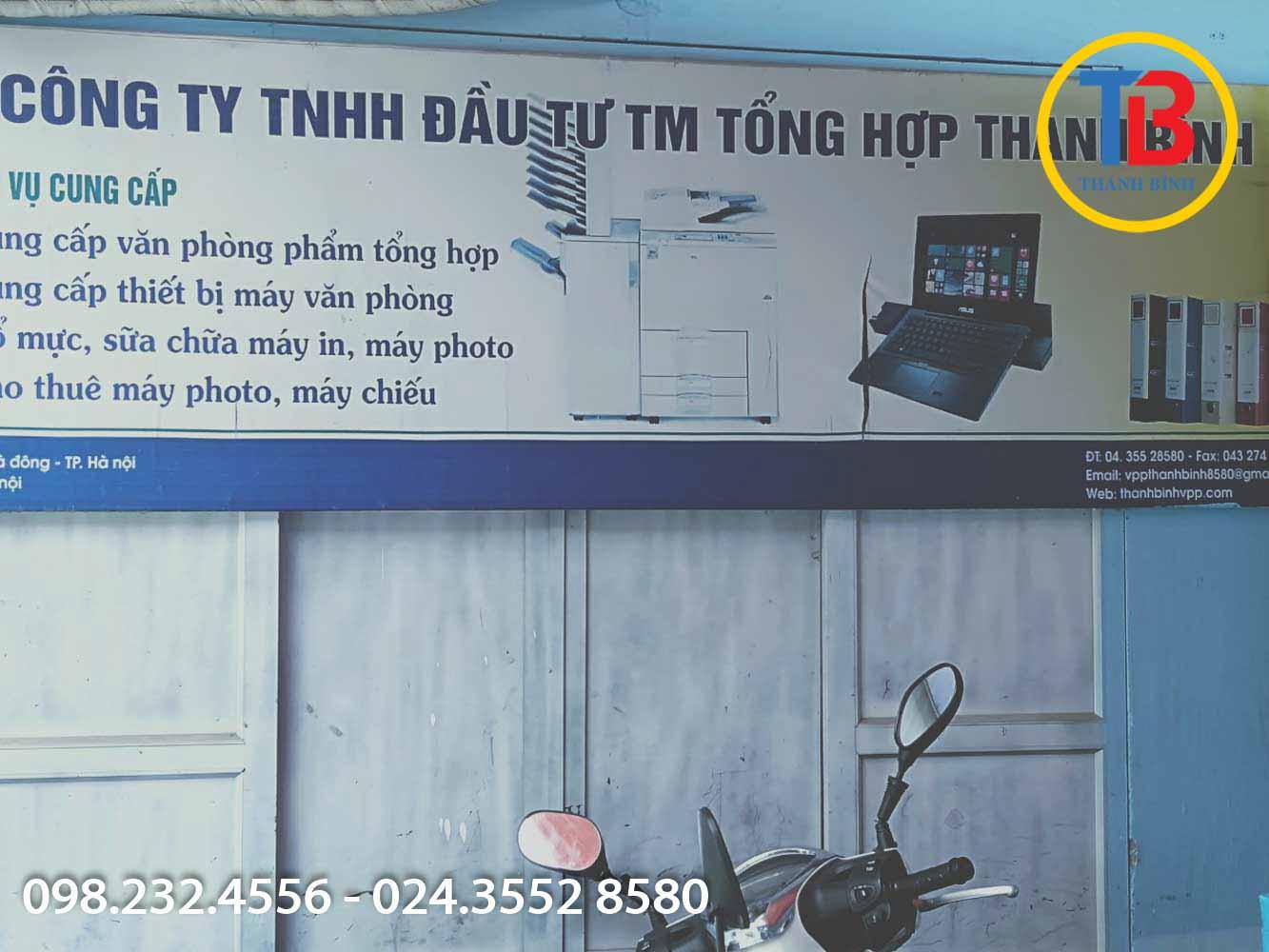 Bán máy photocopy cũ tại Hà Nội và các tỉnh phía bắc