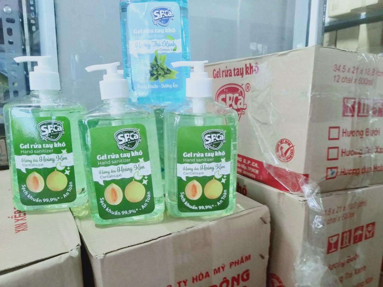 Sỉ lẻ Gel rửa tay khô chính hãng giá tận gốc nhà máy