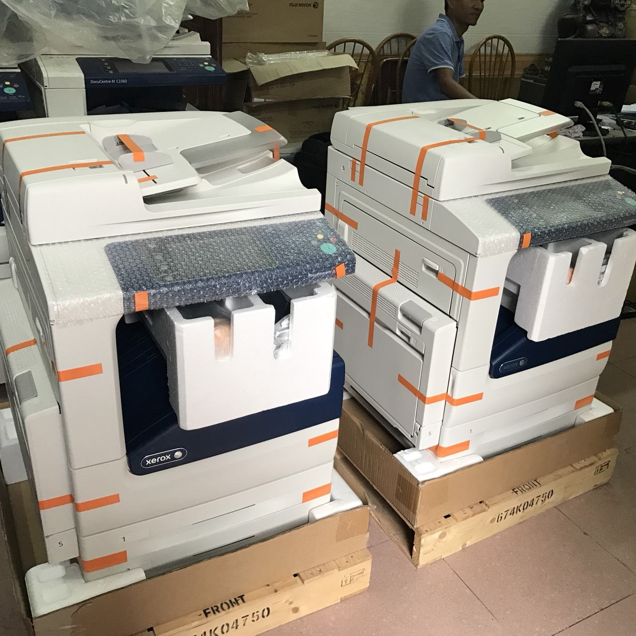 Cho thuê máy photocopy giá rẻ uy tín tại Hà Nội