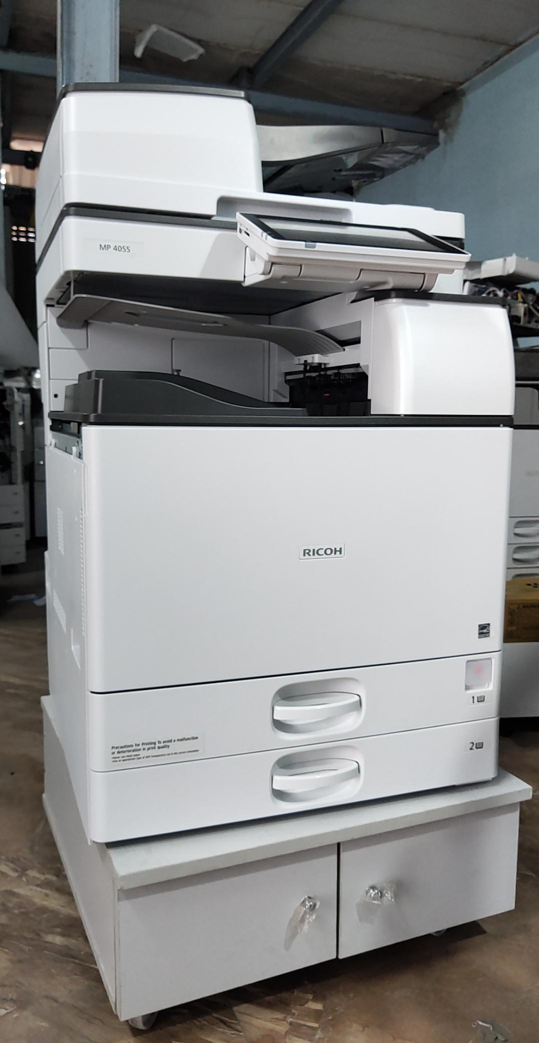 Cho thuê máy photocopy tại Bắc Ninh giá rẻ