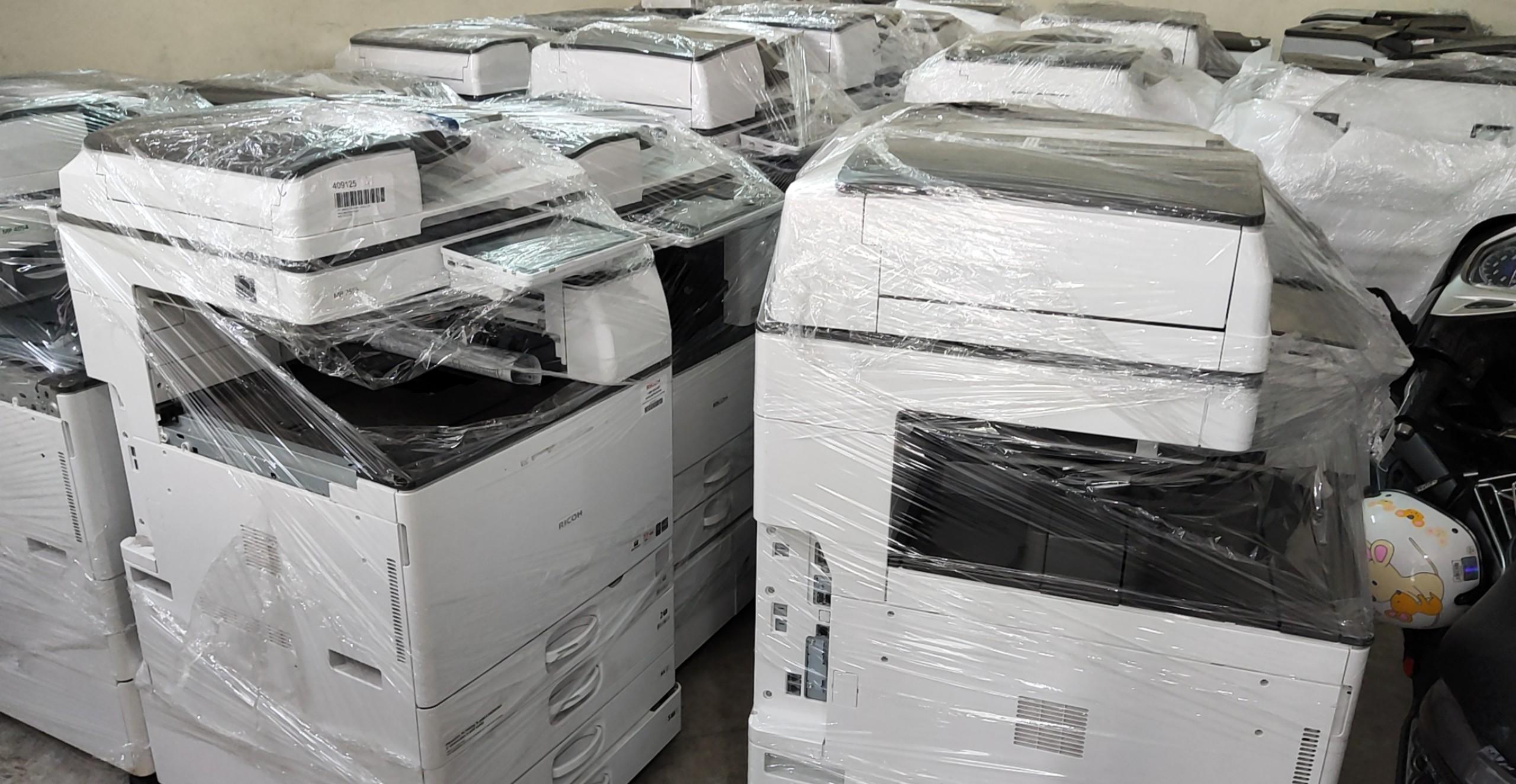 Dịch vụ cho thuê máy photocopy hà nội, máy photo màu