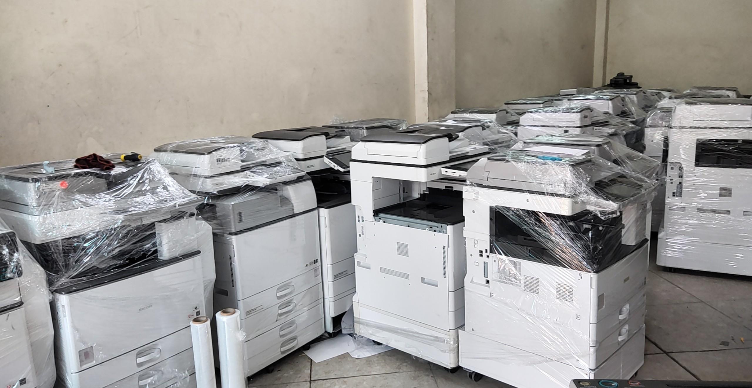 Cho thuê máy photocopy tại