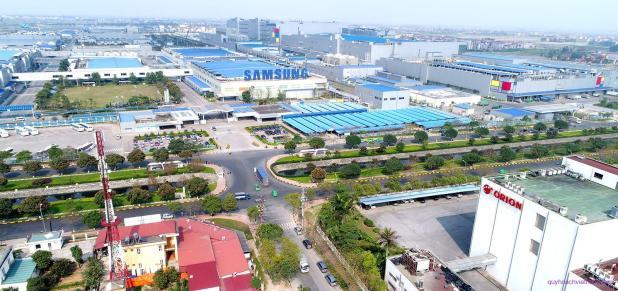 Khu công nghiệp Yên Phong- Bắc Ninh