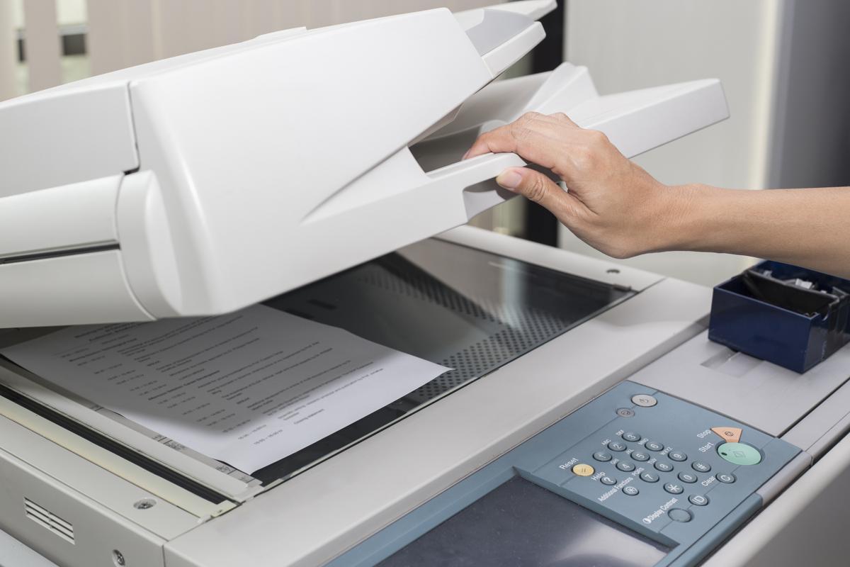 Cho thuê máy photocopy tại Hoà Bình
