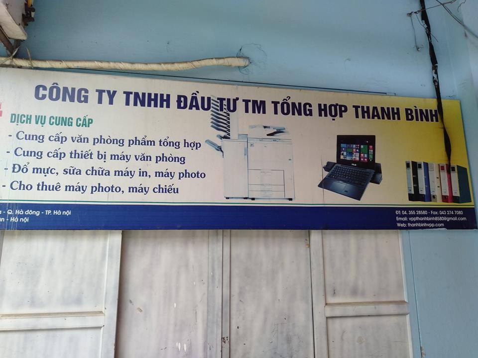Ở đâu đổ mực máy in uy tín giá rẻ tại Hà Nội