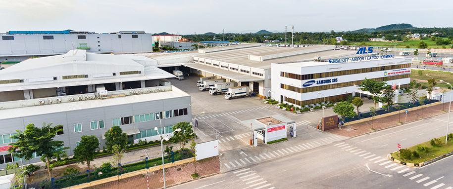 Khu công nghiệp Phổ Yên, Thái Nguyên