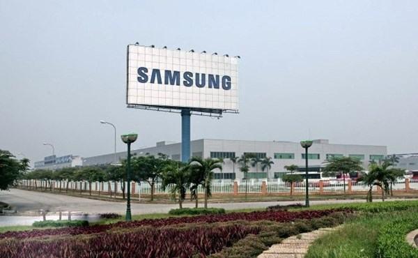 Nhà máy Samsung Bắc Ninh