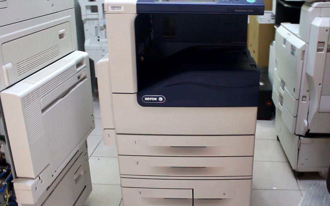 Cho thuê máy photocopy đa chức năng chất lượng, uy tín 2020
