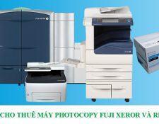Cho thuê máy photocopy tại khu công nghiệp (KCN) Hải Dương uy tín, chất lượng