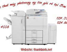 Cho thuê máy photocopy giá rẻ uy tín chất lượng tại Sơn La