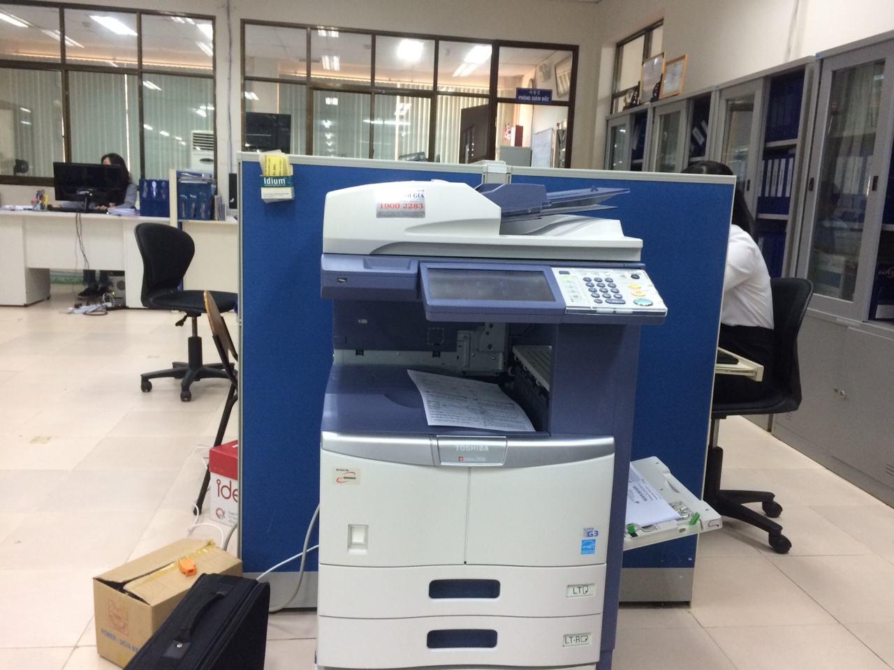 Nên đặt máy photocoppy ở đâu cho máy bền, chạy tốt