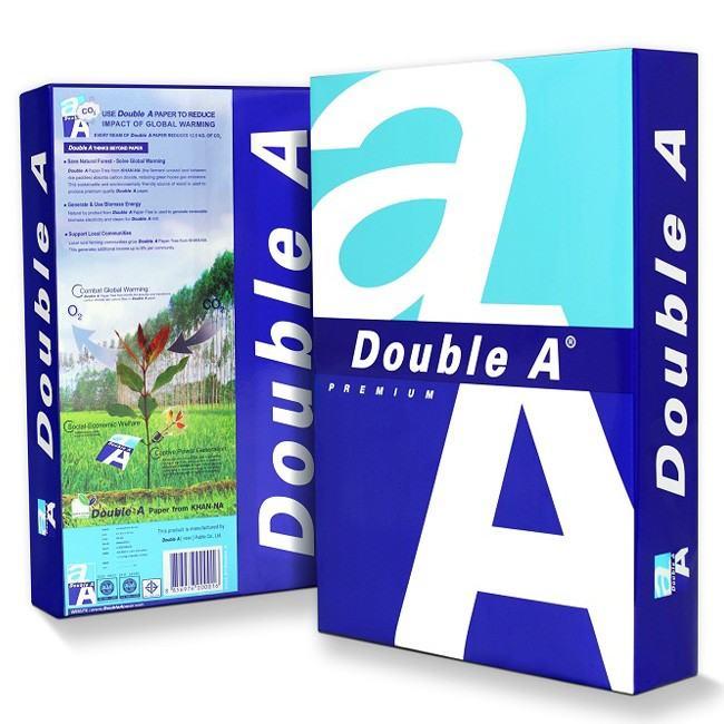 Ở đâu cũng cấp giấy Double A giá tốt-rẻ-chất lượng?