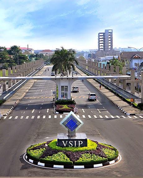 KCN VSIP Hải Phòng