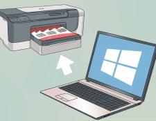 Hướng dẫn chi tiết cách kết nối máy in với laptop