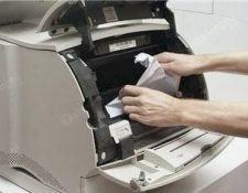 Những lỗi thường gặp máy in