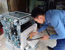 Dịch vụ bán và cho thuê máy photocopy, máy in tại các khu công nghiệp phía Bắc
