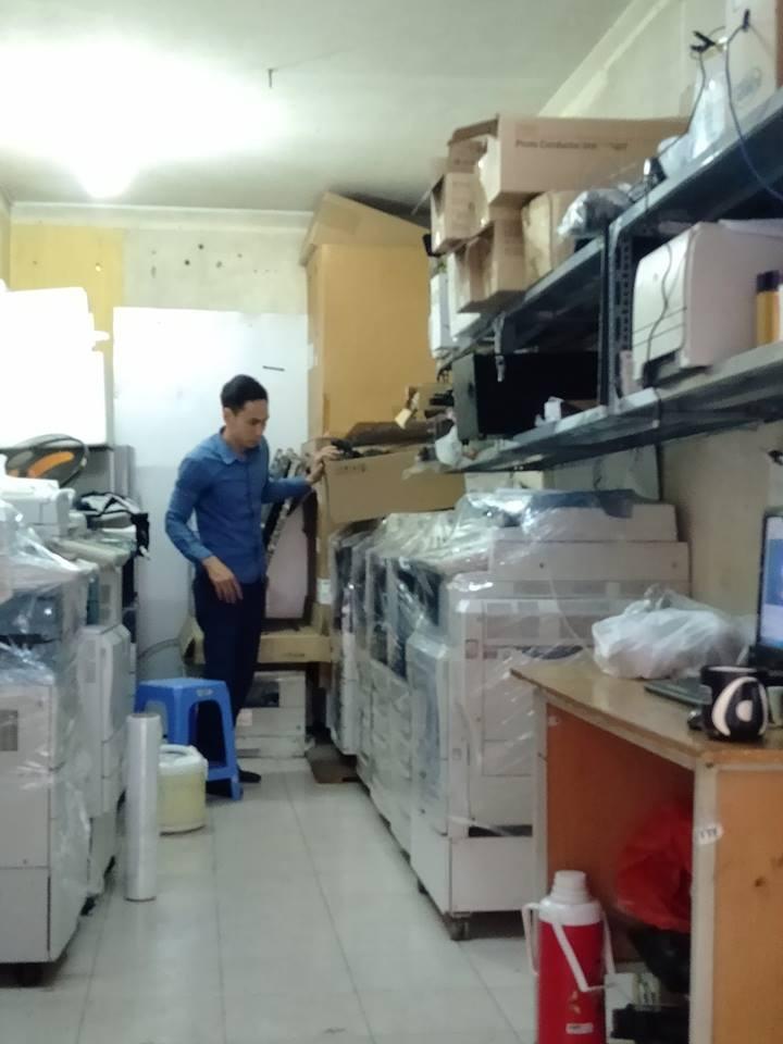 Cho thuê máy photocopy tại hải phòng, hải dương giá rẻ, uy tín, tận nơi