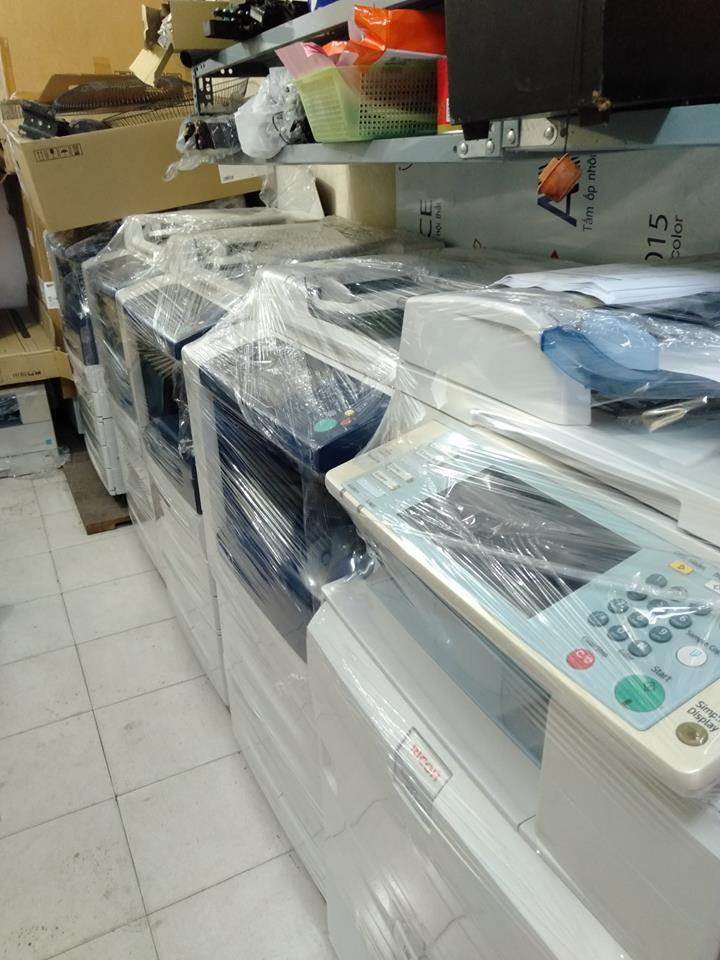Bán máy photocopy cũ tại Hà Nội.