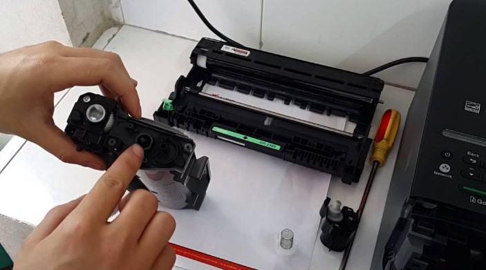 Nguyên tắc khi vệ sinh máy in cho máy bền, in màu chuẩn